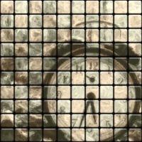 Patrick Hoesly, 379 - Tile Clock