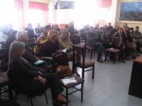 Δύναμη Αλλαγής - Συνεδρίαση στην Αντιμάχεια