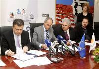 Άθληση και Υγεία- Πρωτόκολλο συνεργασίας μεταξύ Ελλάδας και Κύπρου
